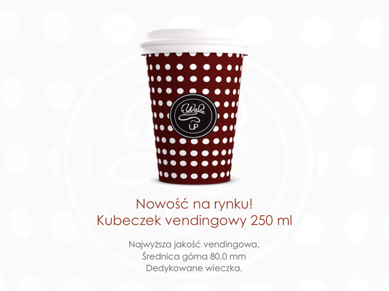 Popup Peracup 250 ml