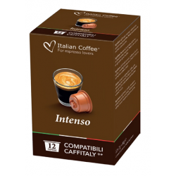 ITALIAN COFFEE Intenso | system Caffitaly